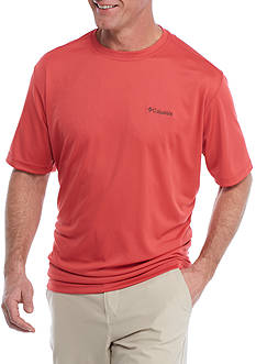 Columbia Big & Tall Meeker Peak™ Short Sleeve Crew Neck Shirt