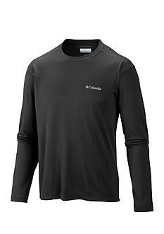 Columbia Meeker Peak™ Long Sleeve Crew Neckline Tee