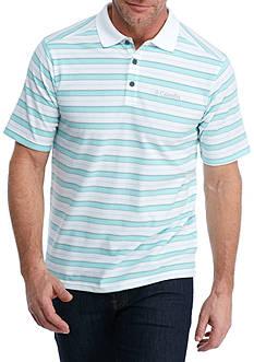 Columbia Elm Creek™ Stripe Polo Shirt
