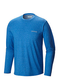 Columbia Thistletown Park™ Long Sleeve Crew Neck Shirt