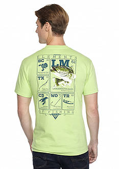 Columbia™ PFG Elements Bass Graphic Tee