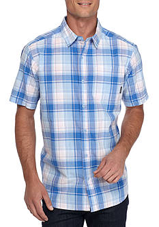 Columbia Thompson Hill™ Short Sleeve Yarn Dye Shirt