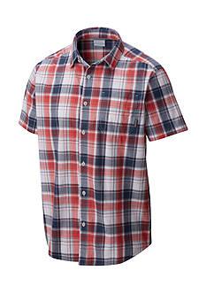 Columbia Thompson Hill™ Short Sleeve Yarn Dye Shirt
