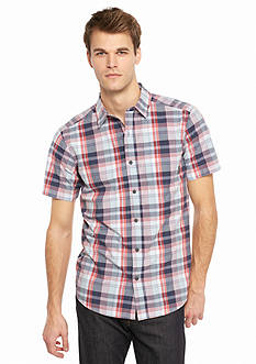 Columbia Thompson Hill Short Sleeve Yarn Dye Shirt