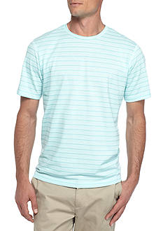 Columbia Thistletown Park™ StripeCrew Neck Shirt