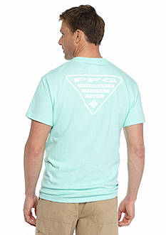 Columbia PFG Triangle Short Sleeve Graphic Tee