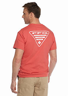 Columbia™ PFG Triangle Short Sleeve Graphic Tee