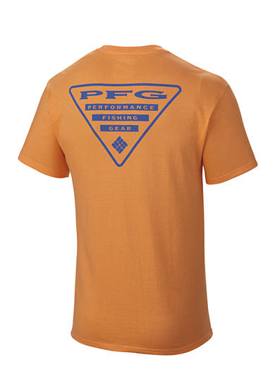 Columbia big tall pfg triangle short sleeve graphic tee for 3xl tall graphic t shirts