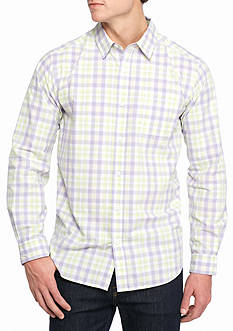 Columbia Steeple Ridge™ Plaid Long Sleeve Shirt