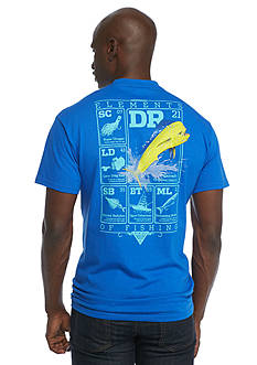 Columbia Big & Tall PFG Elements Dorado™ Graphic Tee