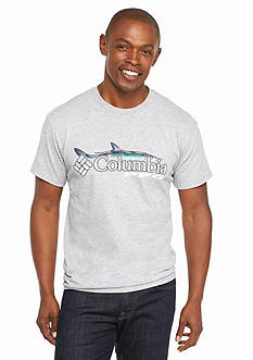 Columbia™ PFG Short Sleeve Shifting Shoreline™ Tarpon Graphic Tee