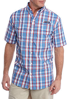 Columbia PFG Super Low Drag™ Short Sleeve Shirt