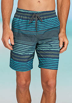 Columbia Lakeside Leisure Printed Board Shorts II