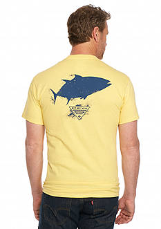 Columbia PFG Silhouette Series™ Tuna Short Sleeve Graphic Tee