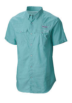 Columbia PFG Beadhead™ Oxford Short Sleeve Shirt