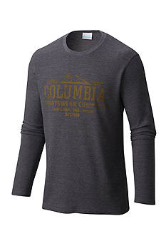 Columbia Big & Tall Ketring Graphic Long Sleeve Shirt