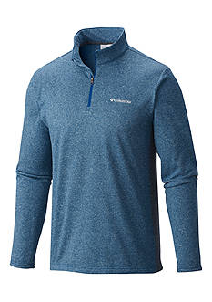 Columbia Big & Tall Tenino Woods 1/4 Zip Fleece Pullover