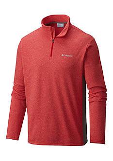 Columbia Big & Tall Tenino Woods 1/4 Zip Fleece Pullover