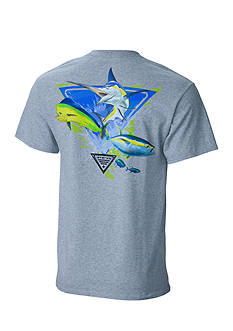 Columbia PFG By The Shore™ Offshore Slam Short Sleeve Graphic Tee
