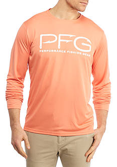 Columbia PFG Terminal Tackle™ Hooks Long Sleeve Tee