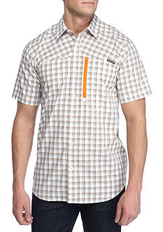 Columbia Battleridge Short Sleeve Woven Shirt