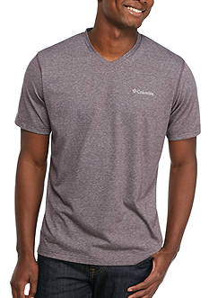 Columbia Thistletown Park Short Sleeve V-Neck Top