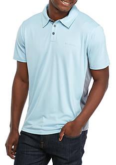 Columbia Cool Coil™ Button Polo Shirt