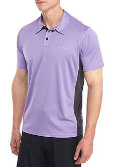 Columbia Cool Coil™ Button Polo Shirt