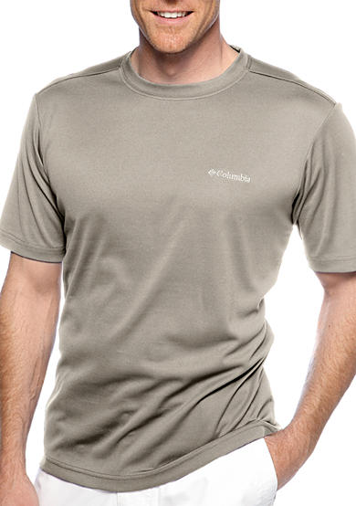 Columbia Meeker Peak™ Short Sleeve Crew Neck Tee