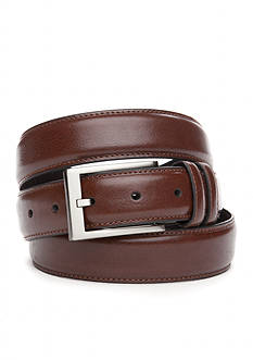 Geoffrey Beene Big & Tall Grain Dress Belt