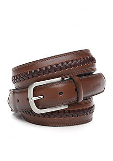 Tommy Hilfiger® Big & Tall Leather Casual Belt