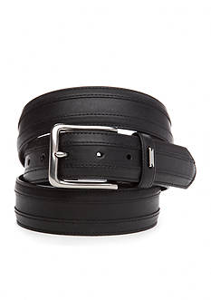 Tommy Hilfiger® Big & Tall Saddle Leather Casual Belt
