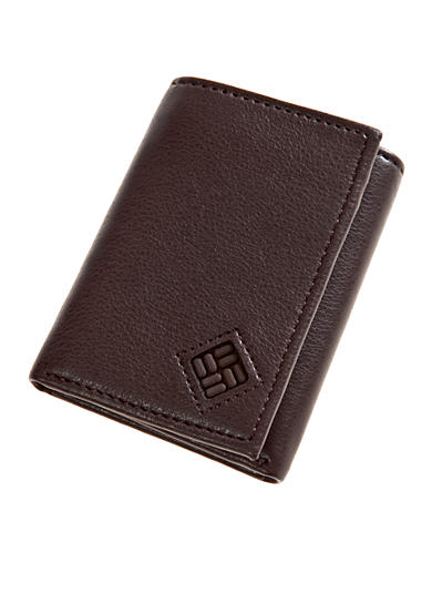Columbia Trifold RFID Security Wallet