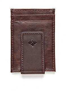 Columbia™ Front Pocket Money Clip Card Case