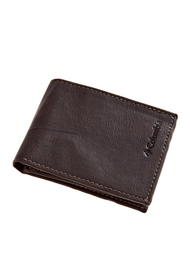 Columbia™ Travel RFID Security Wallet