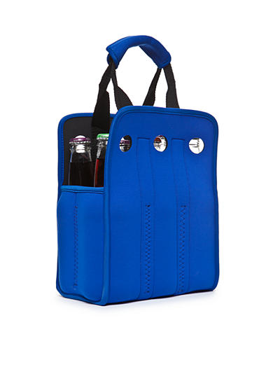 Wembley™ 6 Pack Grab 'N' Go Bottle Cooler