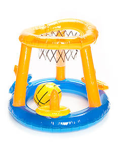 Wembley™ Inflatable Basketball and Ring Toss Float Game
