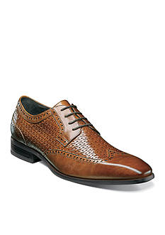 Stacy Adams Melville Wingtip Oxford Shoes