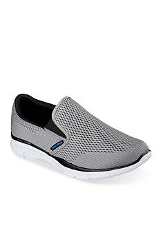 Skechers Double Play Sporty Slip On Shoes
