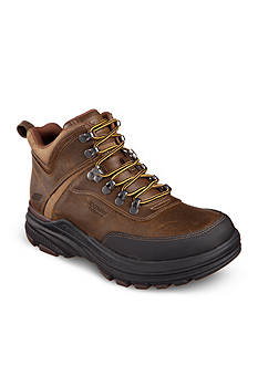 Skechers Brenton Lace Up Boot