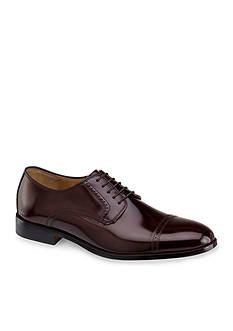 Johnston & Murphy Bradford Cap Toe Shoes