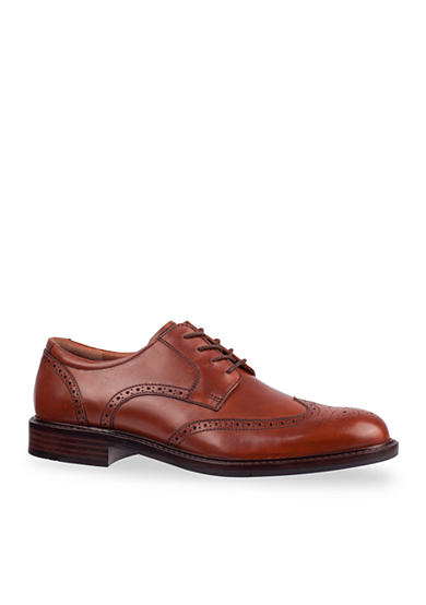 Johnston & Murphy Tabor Wingtip Oxford Shoe