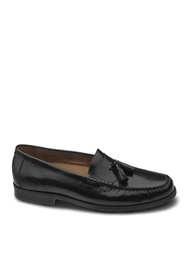 Johnston & Murphy Pannell Tassel Dress Slip-On Shoe