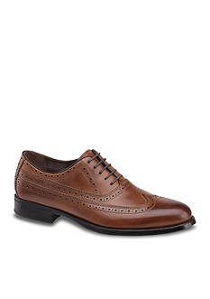 Johnston & Murphy Duvall Wingtip Lace Up Oxford