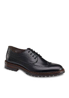 Johnston & Murphy Jennings Wingtip Lace Up Oxford