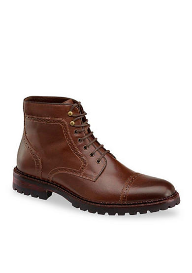 Johnston & Murphy Jennings Cap Toe Boot