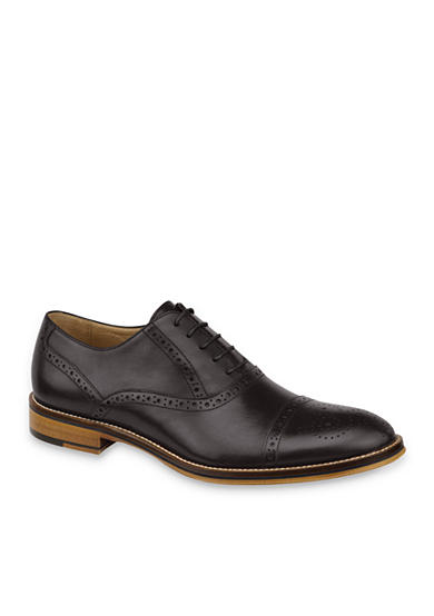 Johnston & Murphy Conard Cap Toe Shoe