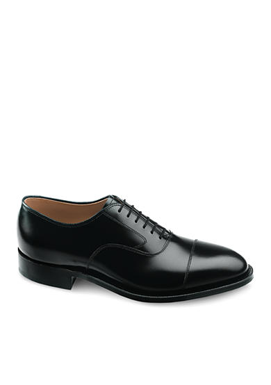 Johnston & Murphy Melton Dress Lace-Up Oxford - Extended Sizes and Widths Available
