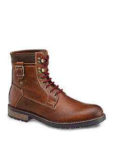 Johnston & Murphy McHugh Lace Up Boots