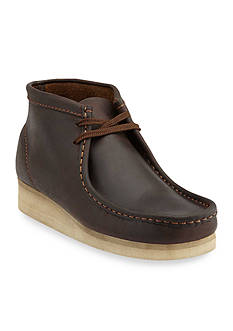 Clarks Wallabee Beeswax Boot